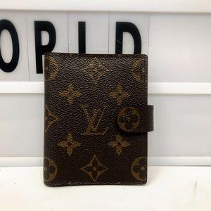 Louis Vuitton Mini Monogram card holder case